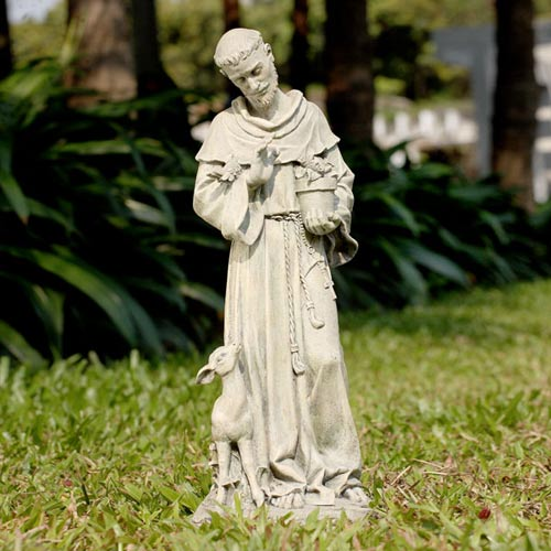Genial St. Francis Of Assisi Statues #3