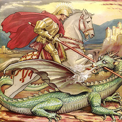 St George Biography, Facts and the Dragon Story